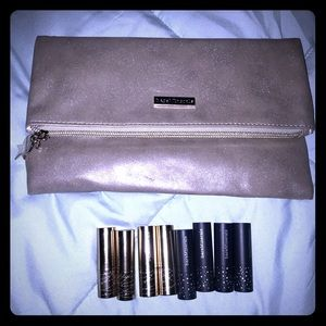 Bare mineral clutch and lip set